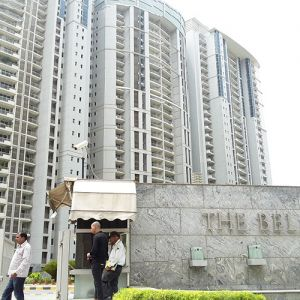 Apartments For Sale in DLF The Belaire on Golf Course Road Gurgaon