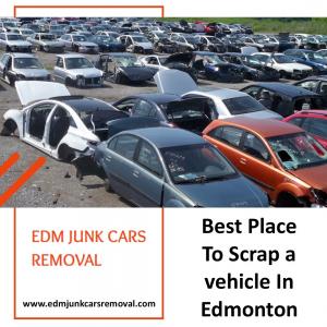 EDM JUNK CARS REMOVAL